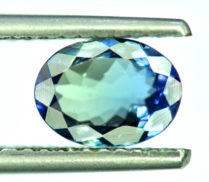 1.90 cts Oval Shape Cut Lovely Tanzanite Loose Gemstone