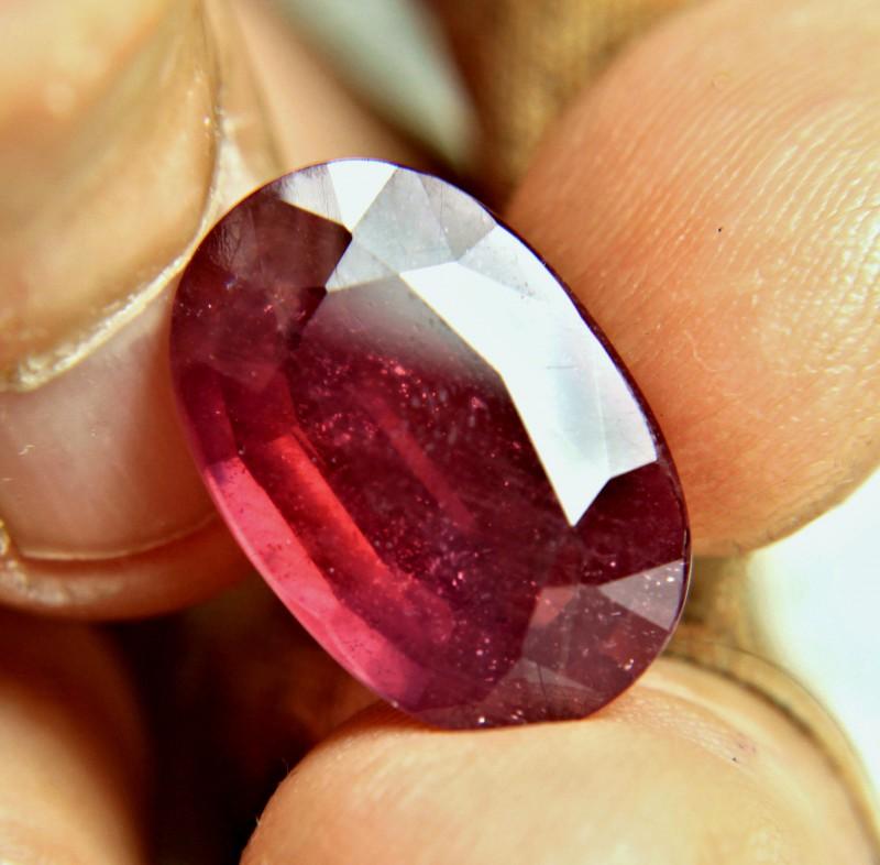 18.22 Carat Fiery Ruby - Gorgeous