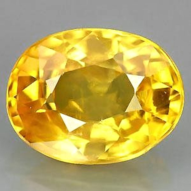 1.33 Carat Sapphire Beauty - SI Beauty