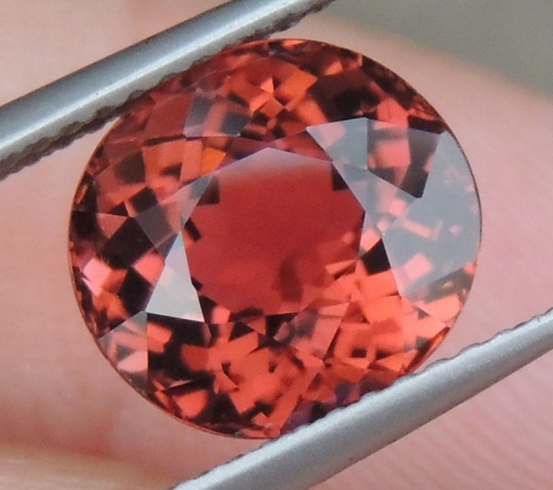 3.86cts Tourmaline,  Untreated,  Clean