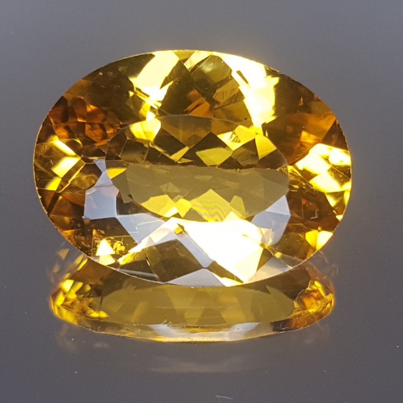 9.32ct Heliodor Yellow Beryl