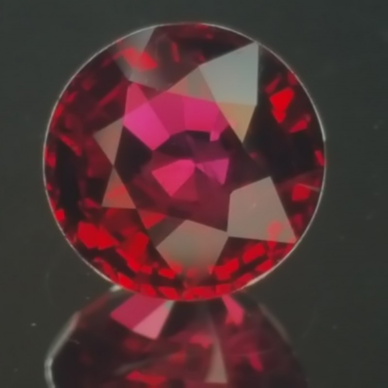 1.20ct Mozambique Ruby Heat Only