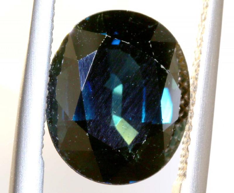 6.08CTS  BLUE SAPPHIRE GEMSTONE TBM-1410