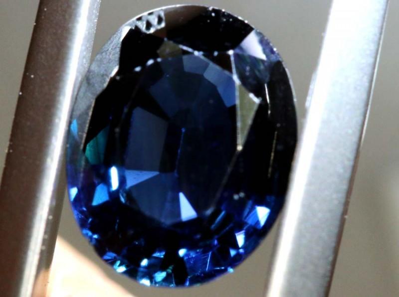 2.36CTS  BLUE SAPPHIRE GEMSTONE TBM-1411