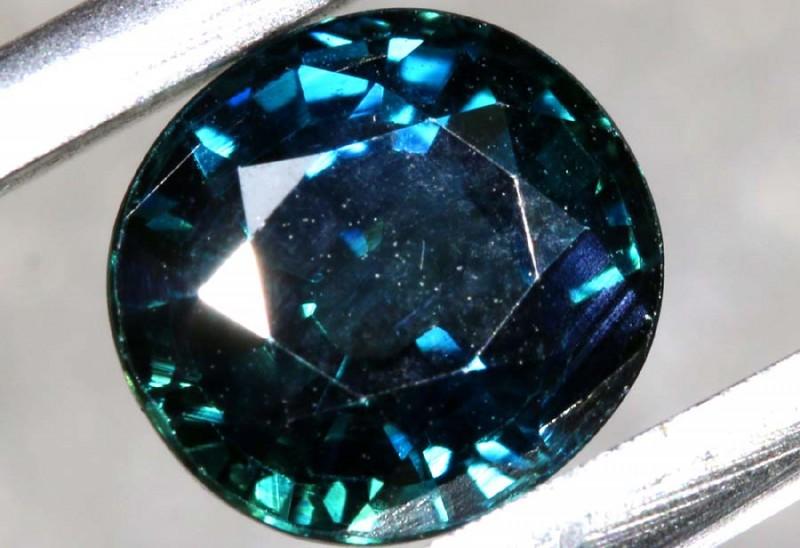 2.19CTS  BLUE SAPPHIRE GEMSTONE TBM-1424