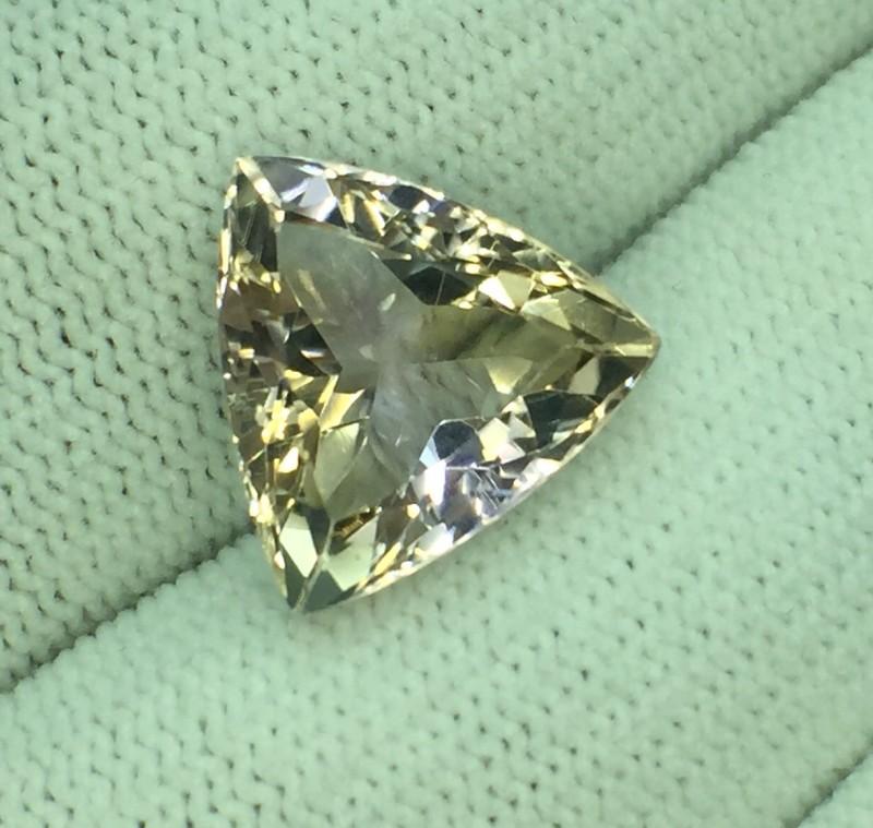 5.76 Ct Bolivian Ametrine Good Cut Good Luster Gemstone Sk06