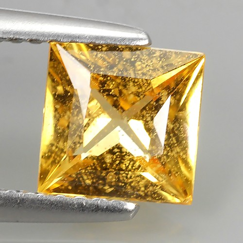 1.65 CTS EXCEPTIONAL NATURAL Excellent YELLOW SAPPHIRE SRI LANKA