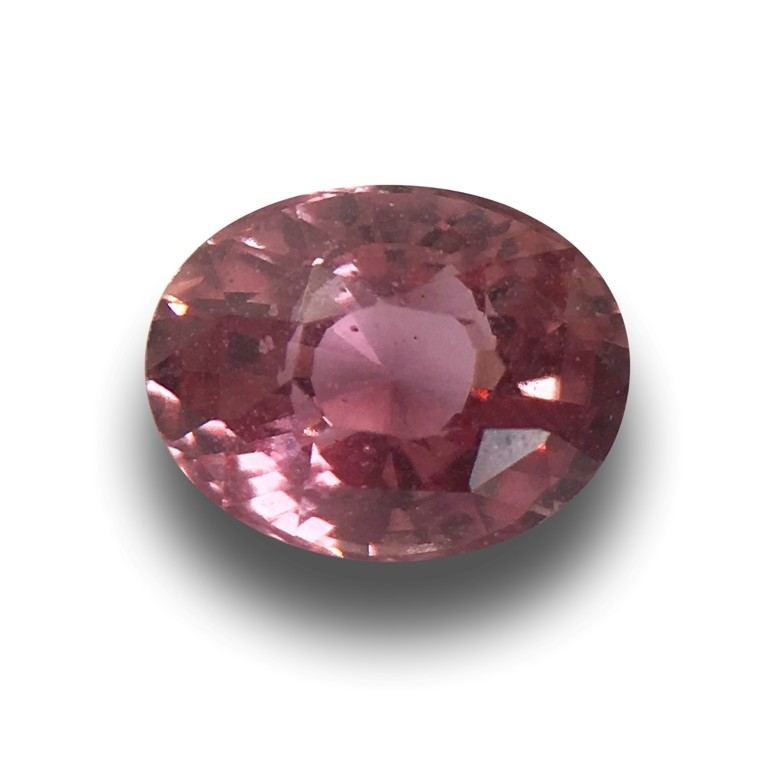 Natural Padparadscha Loose Gemstone  Sri Lanka - New