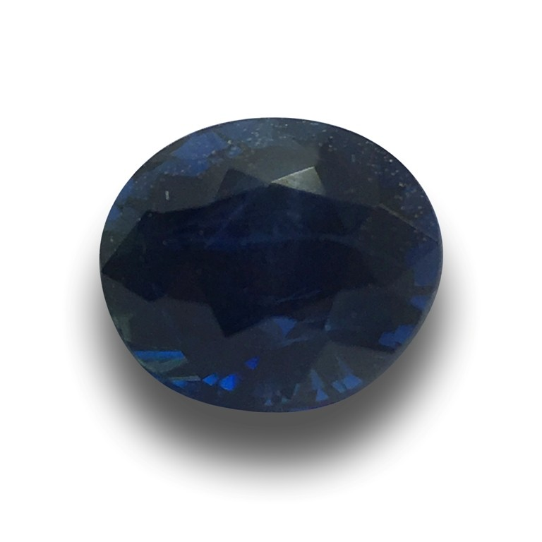 Natural Unheated Royal Blue Sapphire|Loose Gemstone| Sri Lanka
