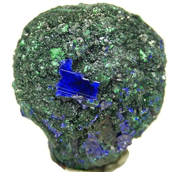 Azurite Malachite on matrix - 8 grams - Namibia