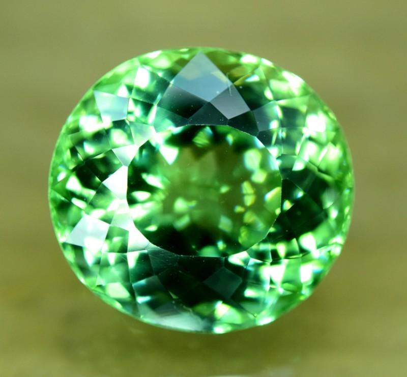 19.50 Cts Oval Shape Cut Spodumene Gemstone From Afghanistan (S)