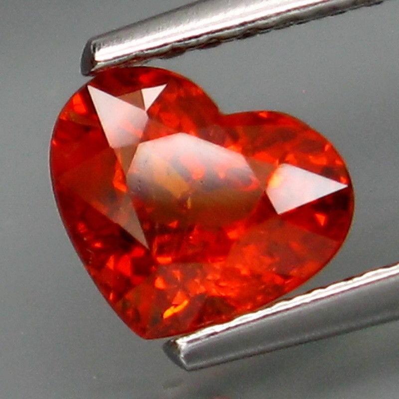 1.44 Cts Best Color Full Fire Natural Imperial Spessartite Garnet Gemstone