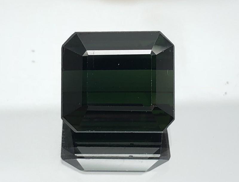 12.45CT Natural Green Tourmaline Beautiful Gemstone