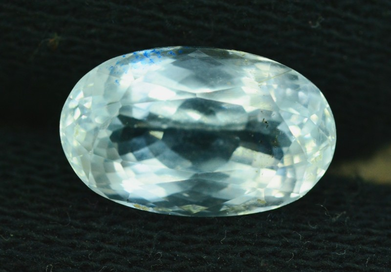 8.10 cts Untreated Aquamarine Gemstone from Pakistan