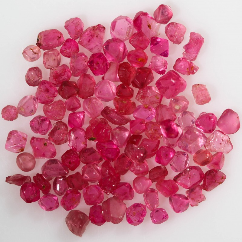 5.40 CTS SPINEL NATURAL CRYSTALS-BURMA  [STS1137]