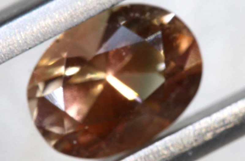 1.35CTS SUNSTONE  FACETED CG-2374