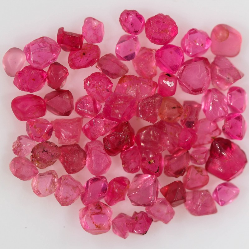 4.70 CTS SPINEL NATURAL CRYSTALS-BURMA  [STS1143]