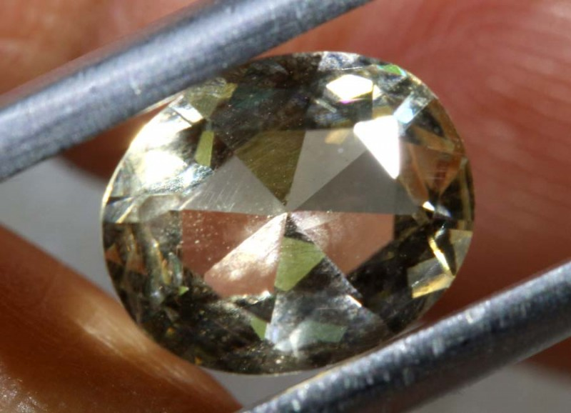 1.5CTS SUNSTONE  FACETED CG-2392