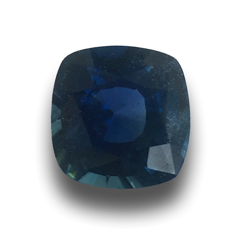 Natural Greenish Blue Sapphire  Loose Gemstone  Sri Lanka - New