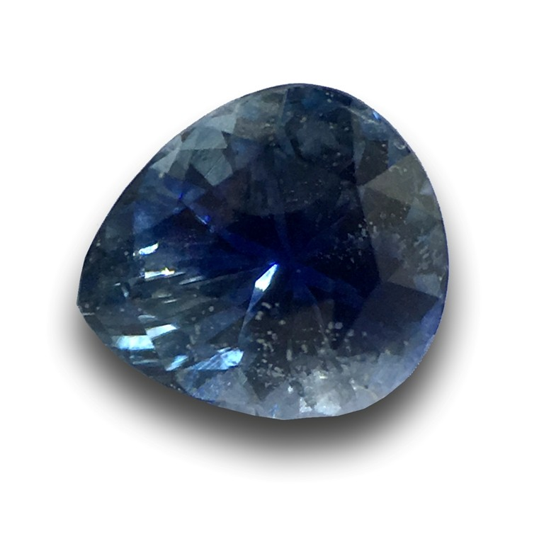 Natural Blue Sapphire |Certified | Loose Gemstone | Sri Lanka - Ne