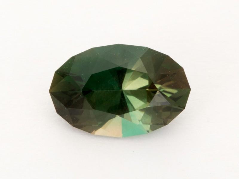 3ct Green Standard Oval Sunstone (S2545)