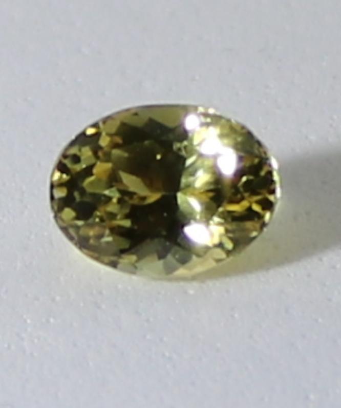 Yellow Grossular Garnet 2.15ct