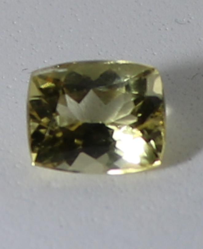 Yellow Scapolite 4.15ct