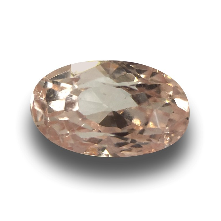 Natural Unheated Pinkish Yellow Sapphire |Loose Gemstone| Sri Lank