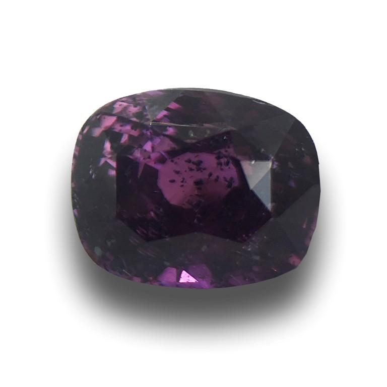 Natural Unheated Purple Sapphire |Loose Gemstone| Sri Lanka - New