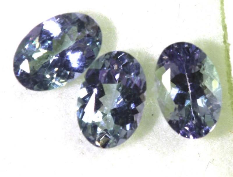 1.55CTS TANZANITE VIOLET BLUE PARCEL PG-2479