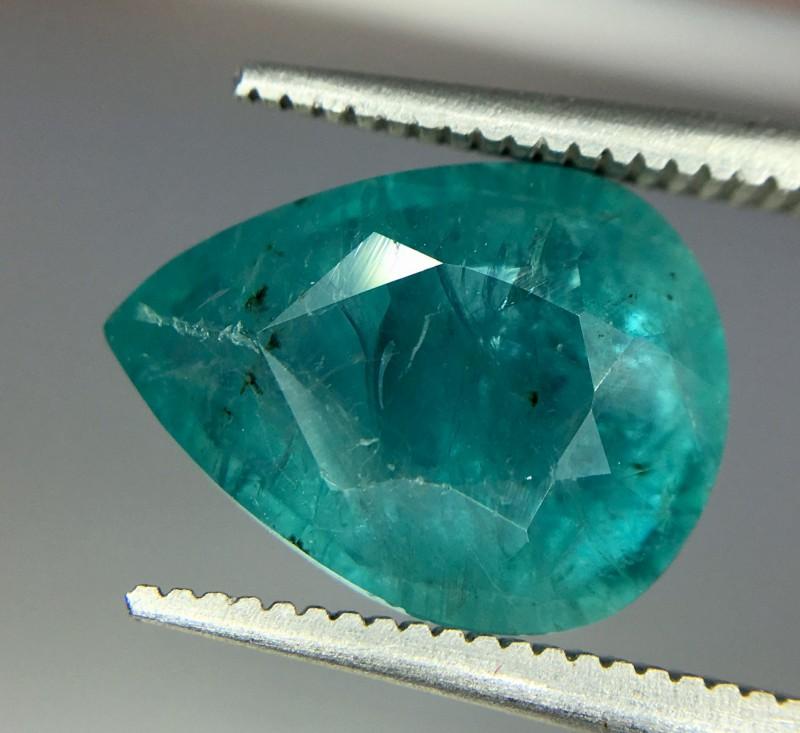 4.30 Crt  Grandidierite Rare Top Quality Faceted Gemstone Beautiful Color