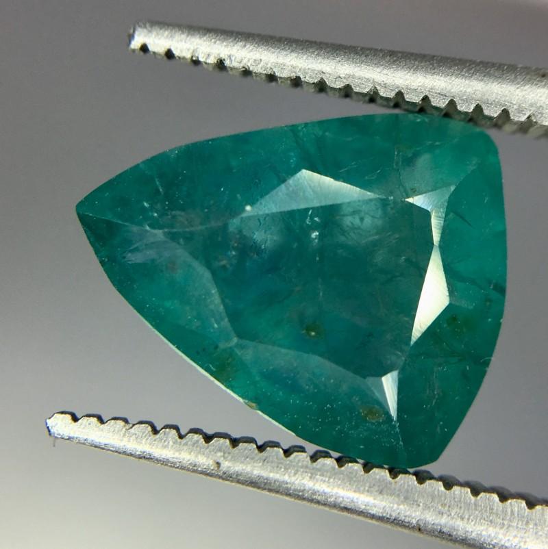 3.0 Crt  Grandidierite Rare Top Quality Faceted Gemstone Beautiful Color