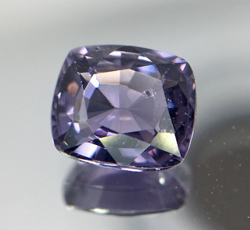 1.25 Crt Spinel Faceted Gemstone