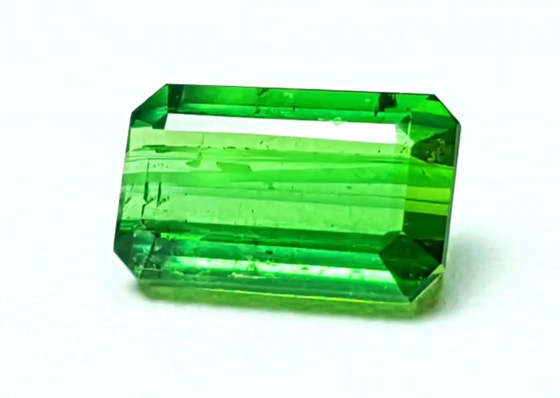 2.40 Cts Tourmaline Green Color Gemstone