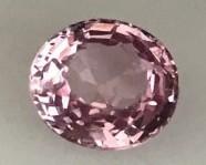 1.6ct Baby Pink Glittering  Spinal - Burma VVS B90 F36G215