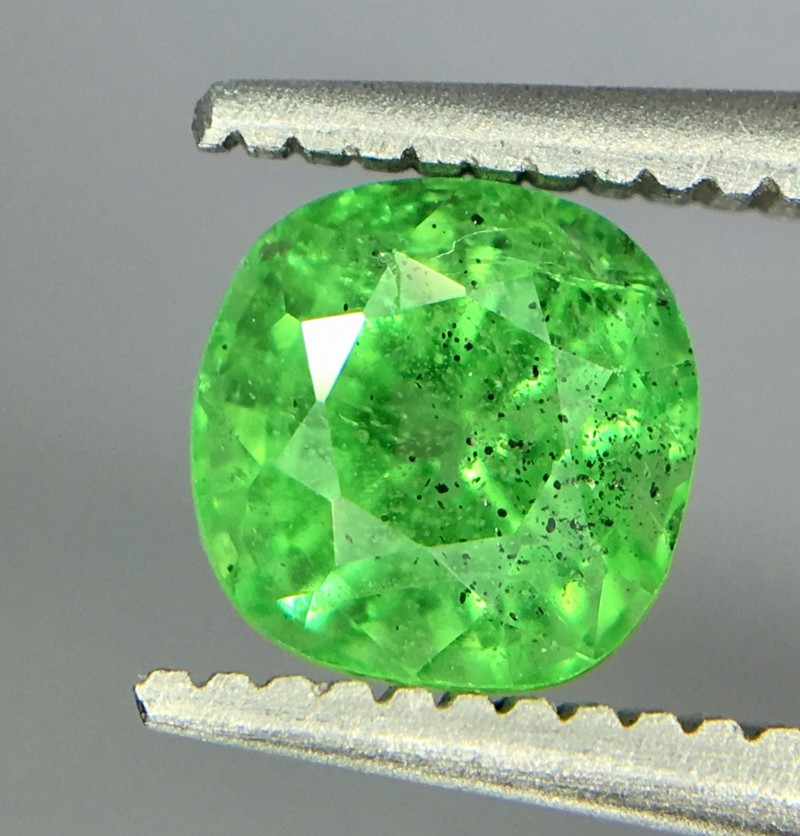 1.10 Crt Tsavorite Faceted Gemstone