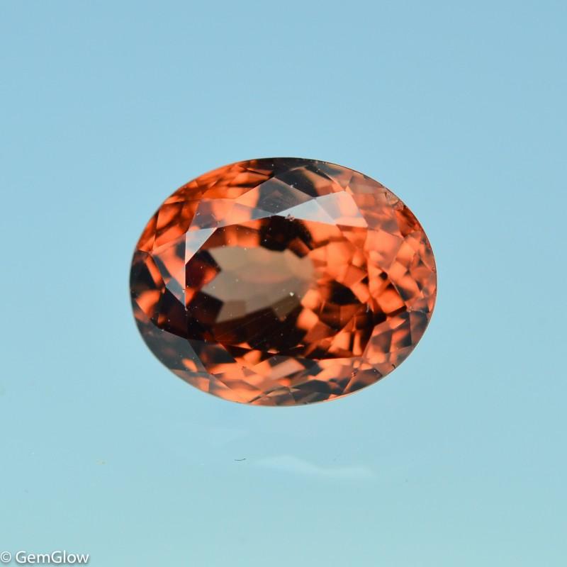 2.668 Cts Fabulous Natural Garnet