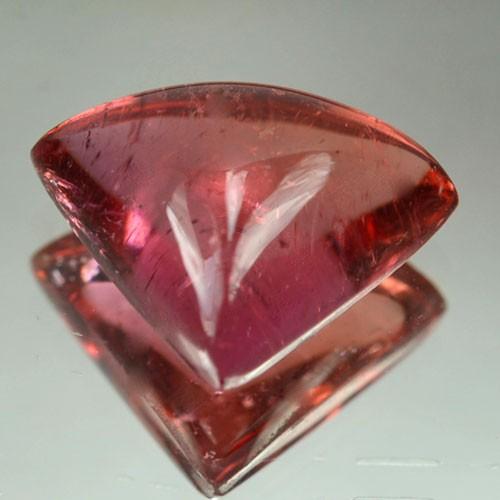 4.69 Cts Natural Nice Pink Tourmaline Cabochon Mozambique