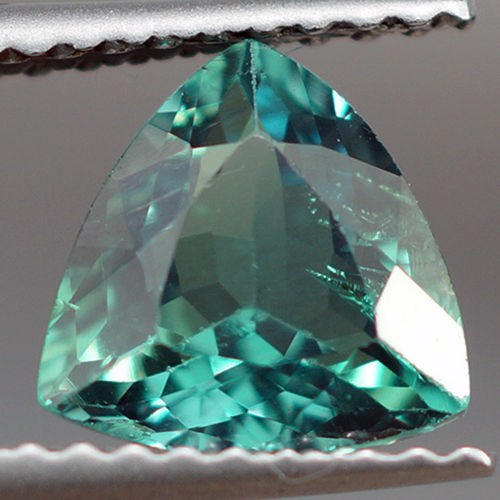 1.43 CT 7X7 MM NATURAL BLUISH GREEN ALEXANDRITE - AX59