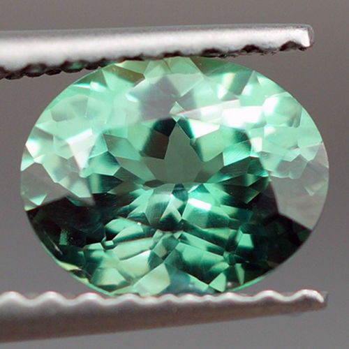 0.85 CT OVAL SHAPE BRILLIANT STEP CUT NATURAL CHRYSOBERYL ALEXANDRITE