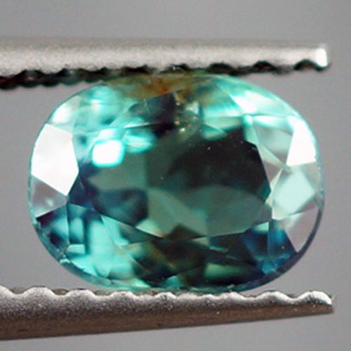 0.93 CT FULL COLOR CHANGE !! FINE QUALITY NATURAL ALEXANDRITE - AX62