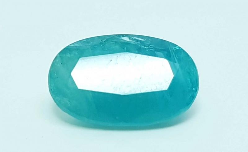 5 Cts Grandidierite Rare Blueish Semi Transparent Gemstone~~~~ Madagascar
