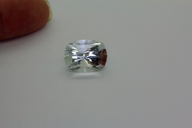 11.13Ct TOPAZ ( Killiercrankie Diamond ) Specialty Cut stone