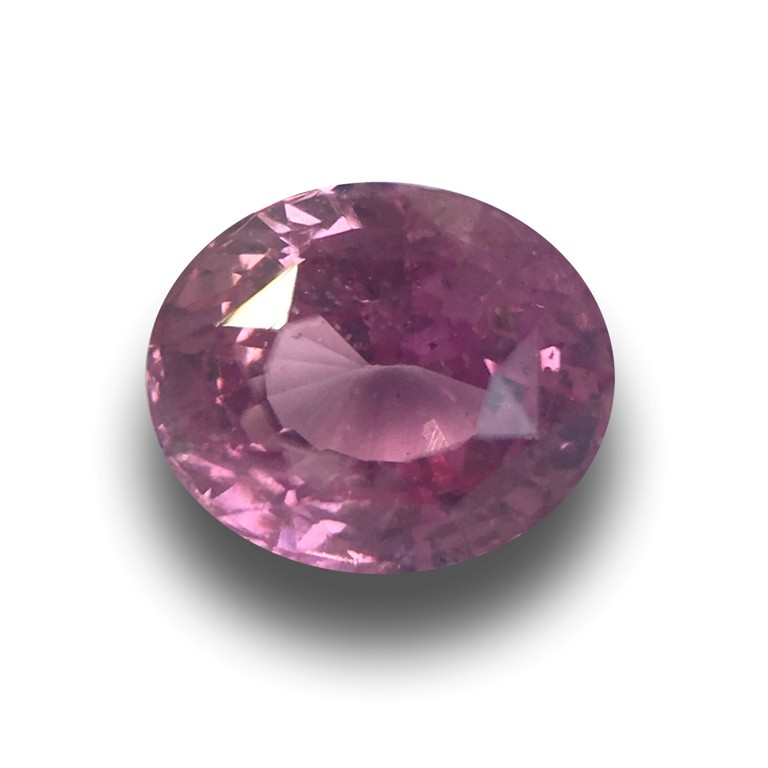 Natural Unheated Pink Sapphire |Loose Gemstone| Sri Lanka - New