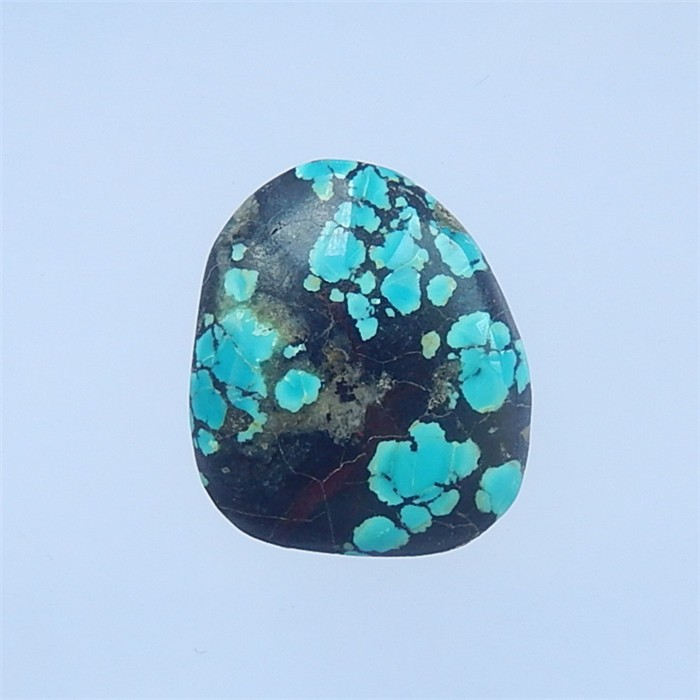 34.5ct New Design Nugget Turquoise Cabochon (18042209)