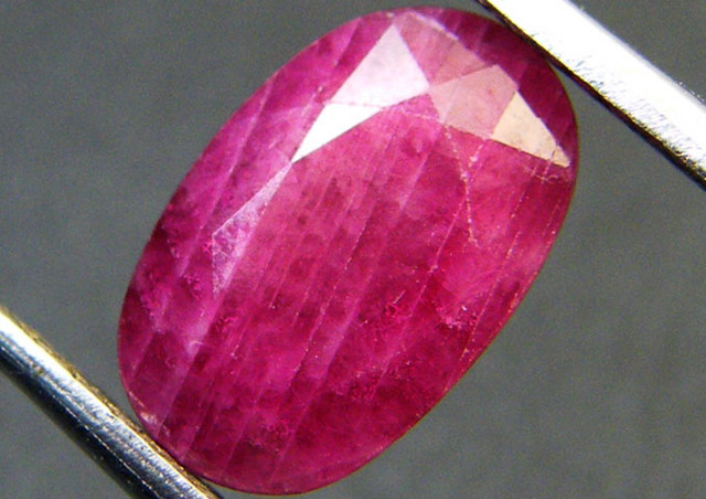 RASBERRY RED RUBY 2.65 CTS RM 229