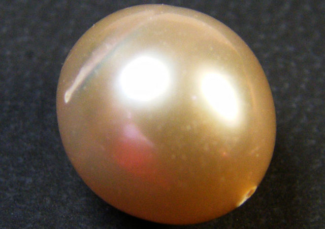 CHINESE FRESH WATER CULTURED PEARL 7.40 CTS SG 1109