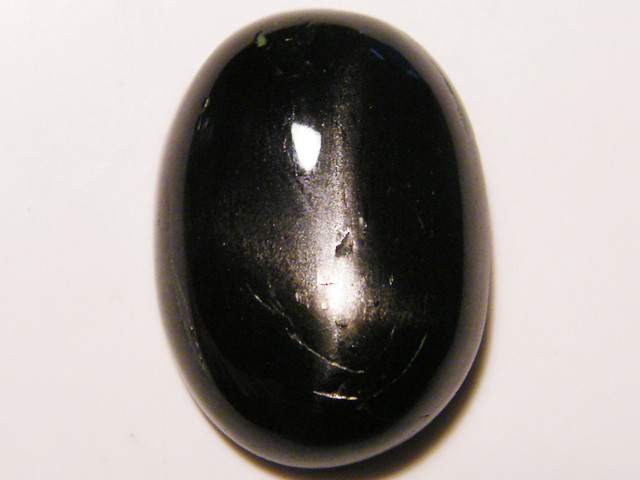 SIX STAR BLACK DIOPSIDE 17.55 CTS SGS 363