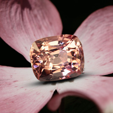 0.71 CT BURMESE BABY PINK-PEACH SPINEL