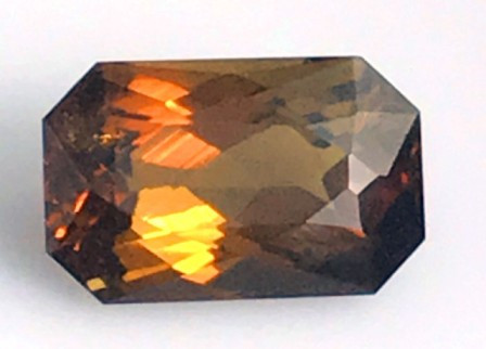 3.59ct Rich Golden Honey  Tourmaline Fabulous VVS B350 F76 G411
